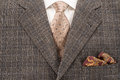 Mens Suit Royalty Free Stock Photo