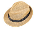 Mens vintage hat Royalty Free Stock Photo