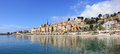Menton Stock Photo