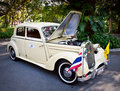 Mercedes Benz 170 S on Vintage Car Parade Royalty Free Stock Photography