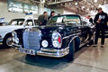 MERCEDES - BENZ 220 SEB 1963 Royalty Free Stock Photography