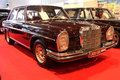 Mercedes-Benz 280 S (1965-1972) Royalty Free Stock Images