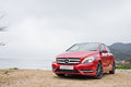 Mercedes benz b class this is mode size bigger than a Stock Image