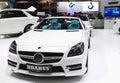 Mercedes Benz E 250 CGI BlueEFFICENCY Stock Photography