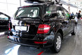 Mercedes-Benz ML 350 CDI Royalty Free Stock Images