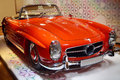 Mercedes Benz Royalty Free Stock Photo