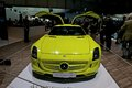 Mercedes-Benz SLS AMG Electric drive concept car Stock Photo