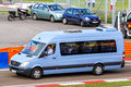 Mercedes-Benz Sprinter Royalty Free Stock Photo