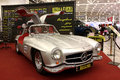 Mercedes-Benz W198 Gullwing (300SL) (1955-1963) Stock Photography