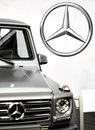 Mercedes car Royalty Free Stock Image