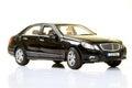 Mercedes e-class Royalty Free Stock Photos