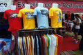 Mercedes merchandise sold in a jamboree in the city of solo central java indonesia Stock Photo