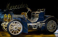 Mercedes Simplex, 1902 Royalty Free Stock Photo