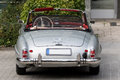 Mercedes 190 SL - Old timer