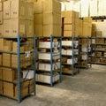 Merchandise Stocking Stock Images
