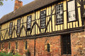 The merchant adventurer s hall york england a public building dating from in Stock Photos