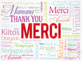 Merci Thank You in French