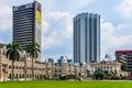 Merdaka Square in Kuala Lumpur, Malaysia