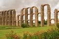 Merida Aqueduct Stock Photography