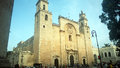 Merida cathedral Royalty Free Stock Photo