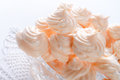Meringue Stock Images