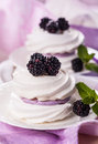 Meringue Royalty Free Stock Photo