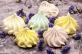 Meringues Royalty Free Stock Image