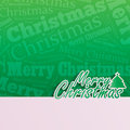 Merry christmas background with space for your text Royalty Free Stock Photography
