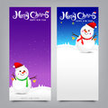 027-Merry Christmas  Banner Co...