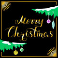 Merry Christmas and Branch Black