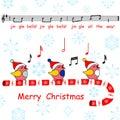Merry Christmas Card,said The ...