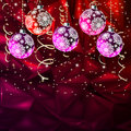 Merry Christmas Elegant Suggestive. EPS 8 Royalty Free Stock Photo