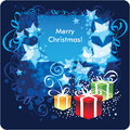 Merry Christmas, greeting card Royalty Free Stock Photography