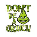 Merry Christmas Grinch face shirt