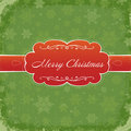 Merry Christmas Grunge Background. Royalty Free Stock Image