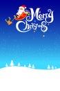 023-Merry Christmas Santa And ...