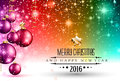 Merry Christmas Seasonal Background for your greeting cards Royalty Free Stock Photo