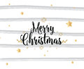 Merry Christmas vector typography, background design