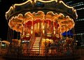 Merry-go-round Royalty Free Stock Images