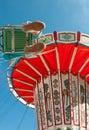 Merry-go-round carousel Royalty Free Stock Photo