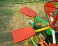 Merry go round colorful Royalty Free Stock Photos