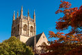 Merton College. Oxford, England Royalty Free Stock Images