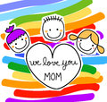 Message for the mothers day