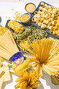 Messed up pasta Royalty Free Stock Photo