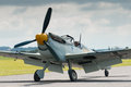 Messerschmidt bf109 Royalty Free Stock Photo