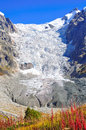 Mestia-Ushguli trek, Svaneti Georgia Royalty Free Stock Photos