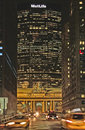Met Life Building New York Stock Images