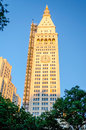 Met life tower new york city circa may metropolitan insurance circa may the was built in and was the world s tallest Stock Photography