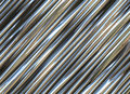 Metal abstract liquid striped texture backgrounds Royalty Free Stock Photo