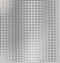 Metal background cell Stock Photo